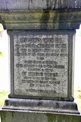 Rev James Smith