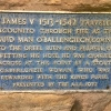 Plaque on Dreel Tavern,Anstruther