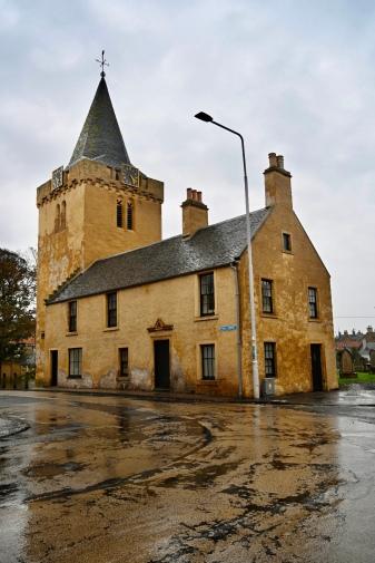 Anstruther Church, Hew Scott Hall