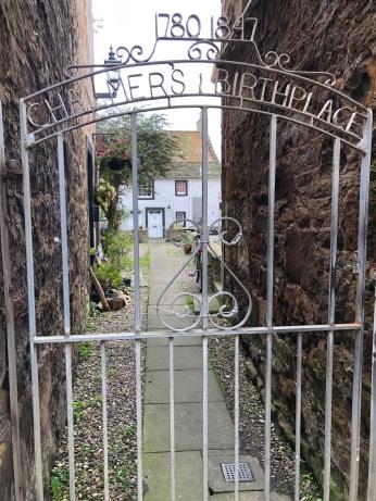 Thomas Chalmers birthplace
