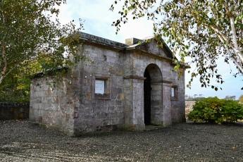Cambo mausoleum
