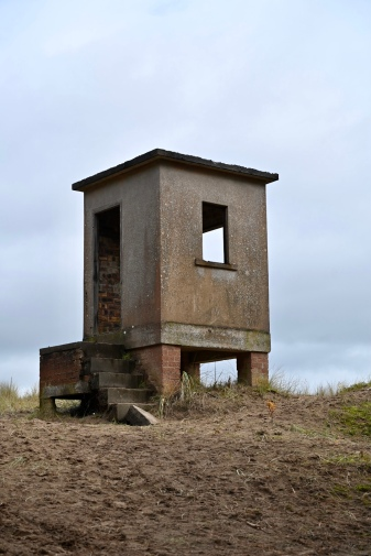 WW2 Observation Tower
