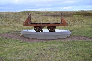 WW2 railway wagon