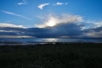 Largo Bay at dusk