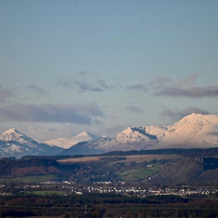 View from Gleniffer Braes