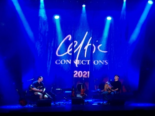 Grosse Isle online at Celtic Connections