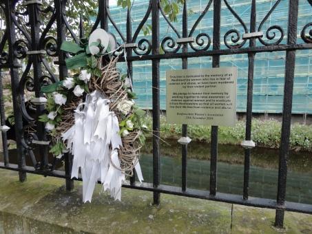 Memorial in 2012