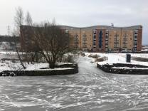 Frozen at Frirhill