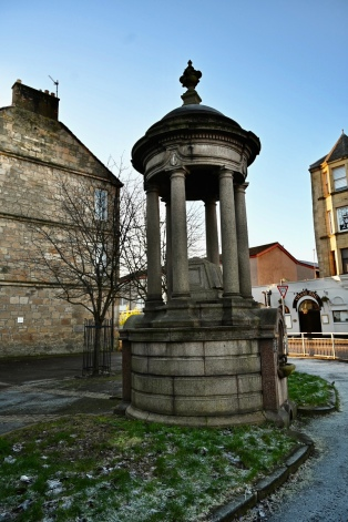 Hygenic Fountain, Paisley