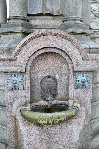 Hygenic Fountain, Paisley