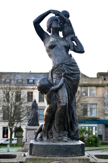 Dunn memorial, Paisley