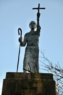 St Mirin monument, Paisley