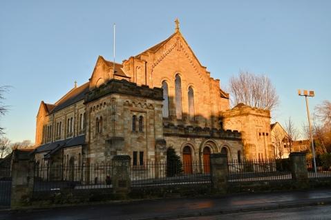 St Mirin's Roman Catholic Cathedral