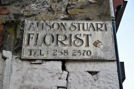 Alison Stuart, Florist