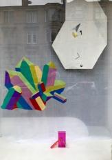 Yarn Cake window