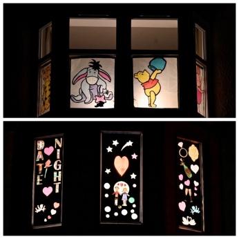Kelvindale Window Wonderland