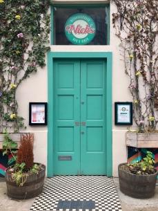 Nick's restaurant, Hyndland Rd