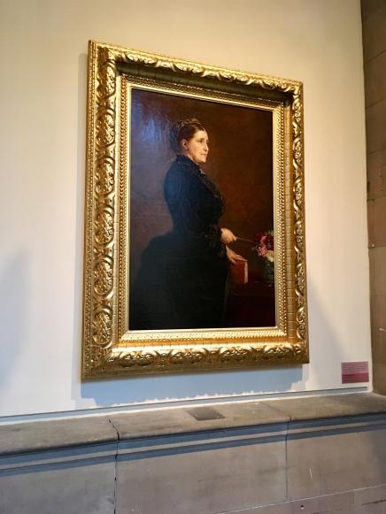 Isabella Elder by Millais