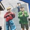 Lady Lane mural,Paisley