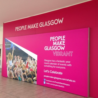 People Make Glasgow Vibrant