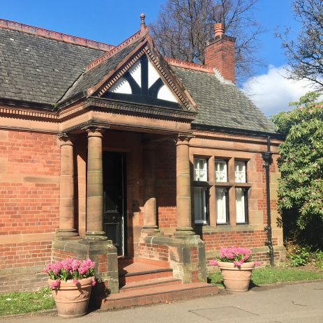 Botanic Gardens Gatehouse