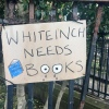 Whiteinch Library protest