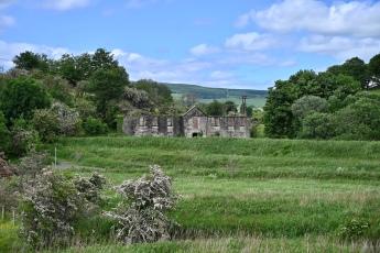 Ruins of Craigmarloch Stables