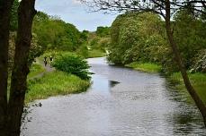 Canal near Croy