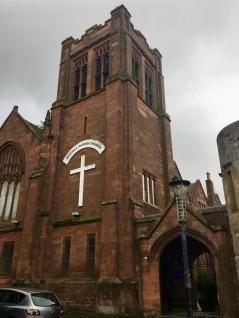 Ruchill Parish Church