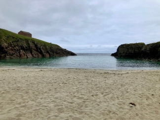 Swimming beach, Lewis