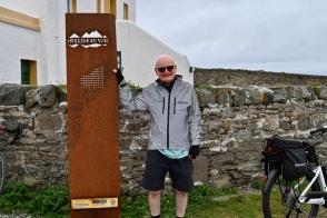 End of Hebridean Way, Lewis